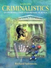 Criminalistics: An Introduction to Forensic Science (7th Edition)