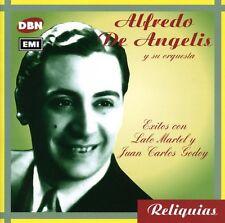 Alfredo de Angelis - Cantan Martel y Godoy [New CD]