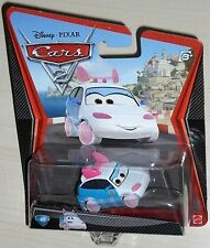 CARS 2: NEU 1:55 SUKI COOLES GIRLIE CAR - TOKIO DRIFT FAN JAPAN - 5 cm