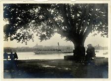Photo Argentique Genève Suisse Vers 1900