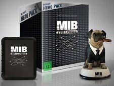 MEN IN BLACK 1-3 TRILOGIE, Ultimate Hero Pack (Blu-ray 3D, Steelbook + Figur)