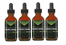 4 Absonutrix Garcinia Cambogia 98% HCA Drops-2 Oz Natural supplement weightloss