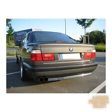 PAINTED REAR TRUNK BOOT LIP SPOILER FOR BMW E34 5-Series 1988-1995 Saloon