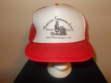 VTG-1996 Almelund Threshing Show Threshers foam mesh retro snapback hat sku2
