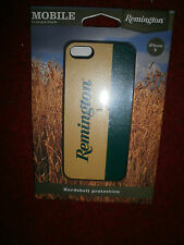 REMINGTON iPHONE 5  MOBILE HARDSHELL PROTECTION