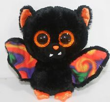 TY Beanie Boo's Scarem Bat Stuffed Collectible Plush Toy Stuffed Animal Glitter