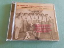Bob Wills & His Texas Playboys Boot Heel Drag: The MGM Years 2 CD Set LIKE NEW