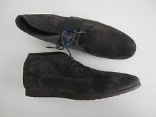 "Paul ""PS"" SOLOMON oscuro Smith Gris Con Suela Morado Tamaño UK 11 EU 45 RRP £ 293"