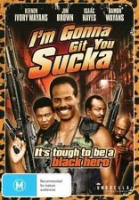 I'M GONNA GIT YOU SUCKA (PAL Format DVD Region 4)