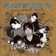 Every Second Counts Plain White T's Audio CD