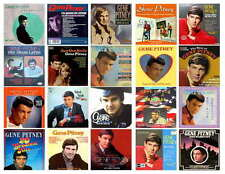 GENE PITNEY RECORD ALBUMS   PHOTO-FRIDG MAGNETS