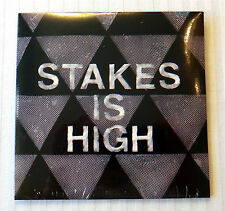 Stakes Is High ~ Skateboard DVD  RARE Girl Lakai Crailtap Chocolate Denver Video