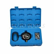 Carburetor Valve Fuel Pump Pressure & Vacuum Tester Gauge Test Car Tool