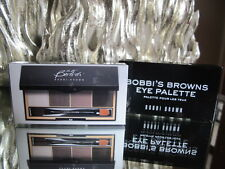 Genuine BOBBI'S BROWN Limited Edition EYE PALETTE EYESHADOW  NEW BOXED