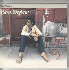 BEN TAYLOR Another Run Around The Sun SIGNED / AUTOGRAPHED card slipcase + CoA