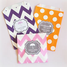 36 Personalized Babies Are Sweet Baby Shower Goodie Bags Favor Bags
