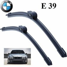 """BMW E39 5 Series 1995-2004 Front Wiper Blade Aero Set 22""""+26"""" Made in Germany BQ"""