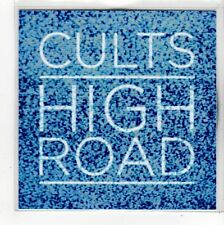 (FO425) Cults, High Road - 2013 DJ CD