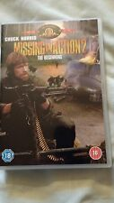 Missing In Action 2: The Beginning (DVD, 2006)