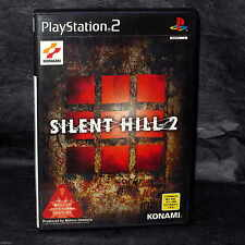 Silent Hill 2 PS2 NTSC JAPAN Edition Near Mint with User's Guide/Eccellente