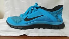 Men's Nike Free 4.0 V3 Running Shoes  630598-400  Size 8.5  122T