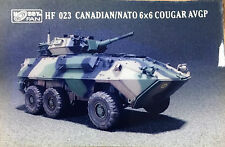 Hobby Fan 1/35 Canadian / Nato 6x6 Cougar AVGP (Resin kit) - HF023