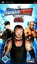 Playstation Sony PSP SMACKDOWN vs RAW 2008 ****  Neuwertig