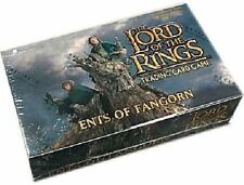 LORD OF THE RINGS TCG - Ents of Fangorn Booster Card Box (Sealed) #NEW