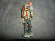 EMMETT KELLY JR. FIGURINE (BALLOONS FOR SALE) FLAMBRO IMPORTS
