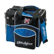 KR Flexx Single Black/Blue 1 Ball Bowling Bag