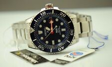 SEIKO PROSPEX SNE435 PADI STAINLESS STEEL MENS 200M DIVERS 45MM SOLAR WATCH BLUE