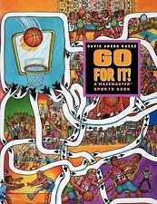 NEW - Go for It!: A Mazemaster Sports Book by Russo, David Anson