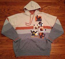 PLATINUM FUBU Sweater With Fat Albert And The Junkyard Gang