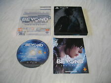 PS3 game-beyond two souls (bon état complet pal)