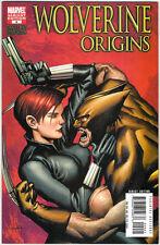 WOLVERINE ORIGINS #9 VARIANT COVER / DANIEL WAY / STEVE DILLON / BLACK WIDOW