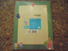 Designer PRINTER PAPER Schoolhouse 25 sheets 8-1/2 x 11 inkjet or Laser