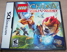 LEGO Legends of Chima: Laval's Journey (Nintendo DS Game) BRAND NEW SEALED