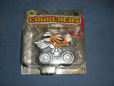 TIGER CRUNCHERS CHOMPER ACTION WILD REPUBLIC TRUCK & FOSSIL FUEL CAR