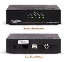 Lot Of 10 Scientific Atlanta Webstar  DPC2100R2 cable Modem Docsis 2.0