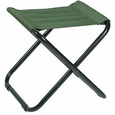 Compact Folding Outdoor Camping Travel Fishing Festival Chair Seat Stool Green