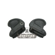 2x Tactical VTS Versatile Foregrip Hand Stop Support Thumb Rest Picatinny Rail
