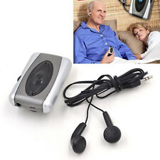 Personal Hearing Aid Listen Up Voice Spy Sound Clear Loud Amplifier For Old Men