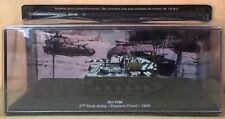 "DIE CAST TANK "" SU-76M 2nd TANK ARMY EASTERN FRONT - 1945 "" BLINDATI 043 1/72"