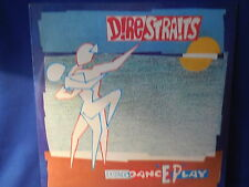 DIRE STRAITS TWISTING BY THE POOL - AUSTRALIAN 12 45 MAXI SINGLE RECORD P/S