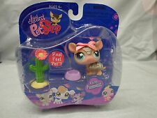 Littlest Pet Shop: Pets On the Go Armadillo with Cactus NIB NRFB V2