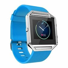 Silicone Fitness Replacement Band Wrist Strap For Fitbit Blaze Smart Watch