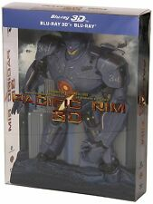 Pacific Rim 3D - Ultimate Robot Pack Edition - Blu-Ray  #Neu#