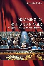 DREAMING OF FRED AND GINGER - NEW PAPERBACK BOOK
