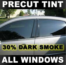 Precut Window Tint for Ford F-250, F-350 Extended Cab 2008-2013 -30% Dark Smoke