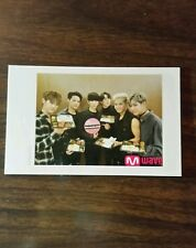 GOT7 Mwave Limited Edition Special Photocard